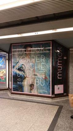 Ausstellungsankündigung MUMOK Wien
