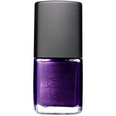 NARS Nail Polish (281.530 IDR) ❤ liked on Polyvore featuring beauty products, nail care, nail polish and nars cosmetics