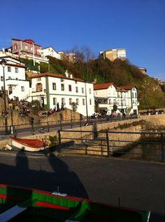 Puerto Viejo de Algorta en Getxo, País Vasco