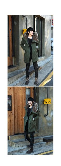 Aboki Ulzzang Fashion, Asian Fashion, Korean Brands, Gentleman, Military Jacket, Drawing Things, Poses, Mens Fashion, Coat