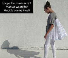 maddie and her shadow Dance Moms Facts, Dance Moms Girls, Maddie Ziegler, Music Videos, These Girls, Cute Girls, Dance Moms Confessions, Movie Scripts, Artists