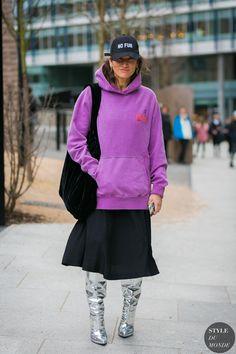 Lulu Kennedy by STYLEDUMONDE Street Style Fashion Photography