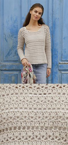 Crochet Blusas Design Free Crochet Pattern for a Woman's Lace Sweater ⋆ Crochet Kingdom - Free Crochet Pattern for a Woman's Lace Sweater. Free Pattern More Patterns Like This! Crochet Lace Dress, Crochet Baby, Knit Crochet, Crochet Mandala, Crochet Unicorn, Mandala Pattern, Booties Crochet, Crochet Cable Stitch, Crochet Stitches