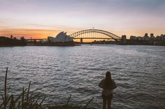 Macquarie's Chair is the best spot to watch sunsets in Sydney // MARIAJESUS.CO
