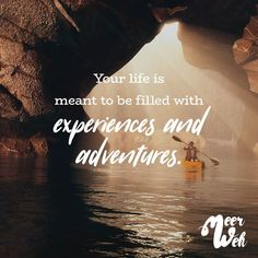 Outdoor Travel quotes Visual Statements Your life is meant to be filled with experiences and adventures. Deserve Better Quotes, New Adventure Quotes, Experience Quotes, Love Life Quotes, Travel Illustration, Visual Statements, Travel Aesthetic, Outdoor Travel, Travel Quotes