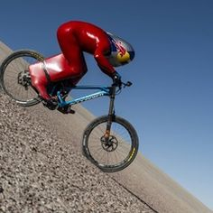 GoPro with Austrian downhill biking expert Max as he breaks the world record