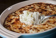 Couve-flor gratinada com cream cheese - Receitas - GNT