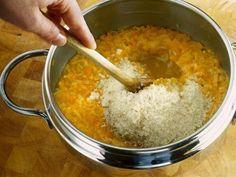 risotto-in-pentola-a-pressione immagine Quinoa, Cooker, Grains, Pasta, Food And Drink, Stella, Foods, Risotto, Easy Recipes