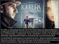 Cine Bollywood Colombia: LOOTERA