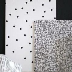 Snijplank 'polka dots' - selected