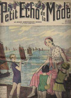 PETIT ECHO MODE OF 1931 No. 25
