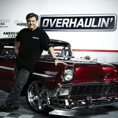 Chip Foose Overhaulin Cars | Chip Foose