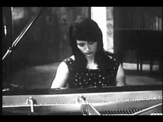 Martha Argerich plays Chopin's Mazurka in A minor, Op 59 No 1, Chopin Competition 1965 .