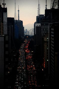 Av. Paulista - São Paulo, SP (b y Gabriela Maltos )