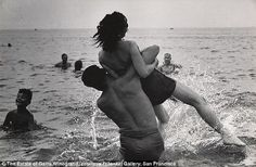 Coney Island, New York. c. 1952...