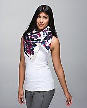 Vinyasa Scarf*French Terry want