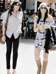 Tia & Tamera. I looooove their style ugh!!