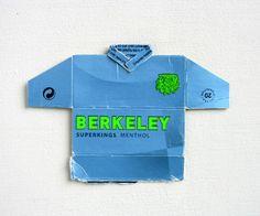 Post Match, Berkeley (blue), 2010 BY LEO FITZMAURICE