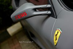 Matte Ferrari 430