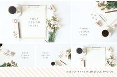 Styled Stock Photography Pack - 29 by Citrus and Cinnamon on @creativemarket