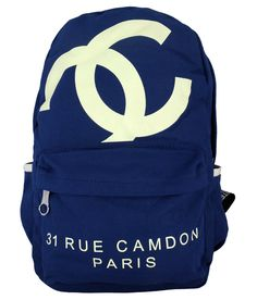 Super Drool Rue de Paris Backpack