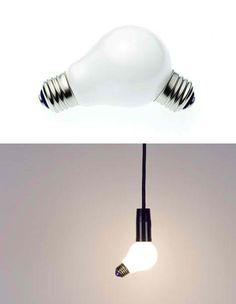 """Lamp lamp"" by Japanese company ""100%"""