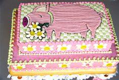 AMAZING pig cake!!