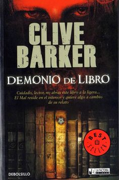 Demonio de Libro, de Clive Barker.