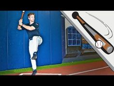 Baseball Hitting Secrets - The One-Legged Drill - YouTube