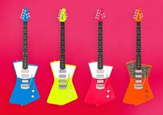 Ernie Ball Music Man and St. Vincent have teamed up to introduce the 'MASSEDUCTION' Limited Edition Series