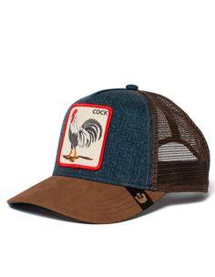 5187e89dd14 Big Strut Trucker cap - Limited
