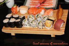 Let's eat Sushi! 'Itadakimasu'
