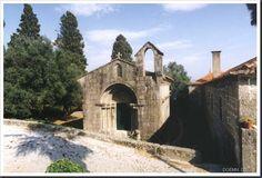 Igreja de São Gens de Boelhe - Penafiel