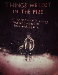 bastille things we lost in the fire testo