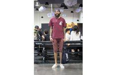 Tasha Bleu: Street Style at the Agenda, Project, Liberty Fairs, and Capsule Tradeshows in Las Vegas
