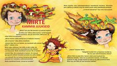 Mirte&Mirko näidis | by Illustraator Pir Illustrations, Illustration, Character Illustration, Illustrators, Drawings
