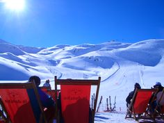 Val d'Isere, France #Winter #Snow #Ski  VIsit: http://www.elegant-ski.com//ski-resorts/ski-resort.asp?LocationID=30