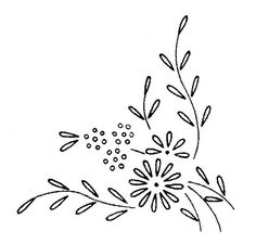 Old Fashioned Hand Embroidery Patterns Vintage Embroidery Transfers Uk Hand Embroidery Flowers, Learn Embroidery, Embroidery Patterns Free, Silk Ribbon Embroidery, Crewel Embroidery, Hand Embroidery Designs, Vintage Embroidery, Embroidery Kits, Machine Embroidery