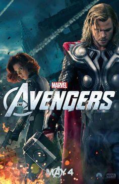 Os Vingadores  ( The Avengers )