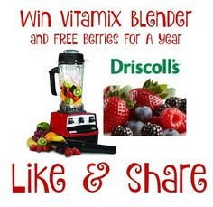 Enter Driscolls Berries Contests and Giveaways. Win free appliances, plus FREE Driscoll Berries for year. Find more contests at Canadianfreestuff.com