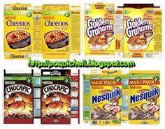 Cereales y Nesquik