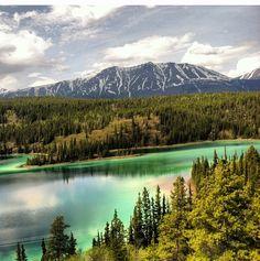 Emerald Lake, Yokan Territory, Canada