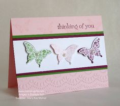 Thinking of You & Papillon Potpourri Butterflies