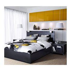 BOLLTISTEL Housse de couette et taie(s) - Deux places/grand deux places - IKEA