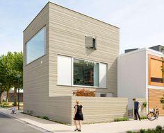 GAAGA- Stripe house, Leiden Netherlands