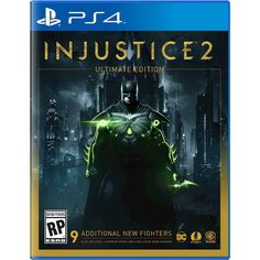 Injustice 2 Ultimate Edition - PlayStation 4, 1000640950