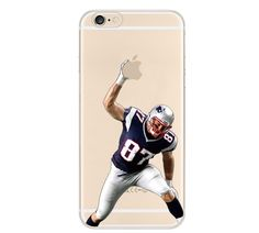 "High quality ""Gronk Spike"" Clear Football iPhone Case.       	High Quality clear Soft TPU case for iPhone.  	Design is printed onto the case with high quality inks and advanced machine.  	Protects your phone from drops, and has raised edges to help protect your screen.  	Free shipping.  	Buy 2 get 2 FREE(pay two we ship four cases)           Guaranteed secure checkout by PAYPAL.  Satisfaction Guaranteed With Every Order.    For bulk qty order,please email us for good wholesale prices…"