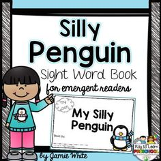 It's a penguinpalooza! Try this FREE emergent reader book.If you like it, you will also enjoy this set of fantastic books in the Emergent Reader Sight Word Bundle.The Penguin Emergent Reader Sight Word book includes a 10-page student copy in both full-color and black & white.