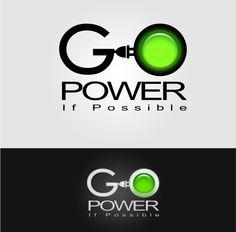 Go Power logo by rosesfairy on DeviantArt Power Logo, Art Logo, Graphic Design Inspiration, My Design, Company Logo, Deviantart, Tags, Logos, Mailing Labels