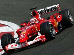 Ferrari F-1, 2003.